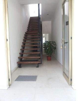 Escalera entrada